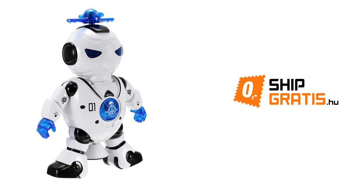 kereskedő robot három egyben)
